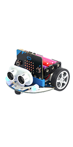 microbit robot car