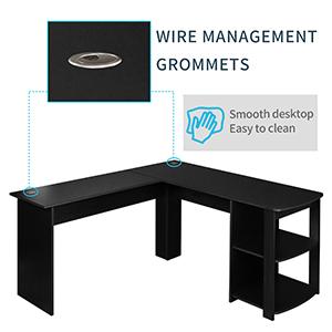 large desk top