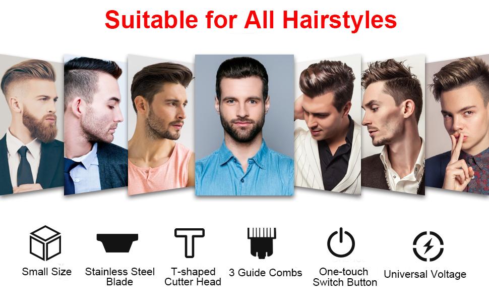 hair clippers men