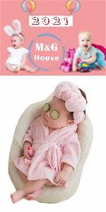newborn photoshoot bathrobe outfits