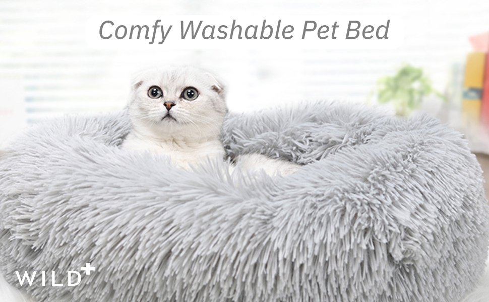 Self Warming Cat Bed