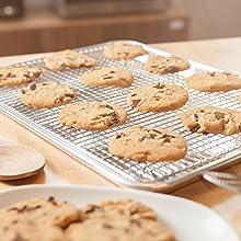 cooling rack, cookie rack, oven racks for baking, cake cooling racks for baking, oven wire rack