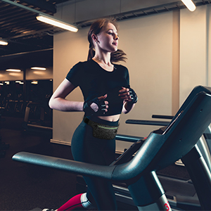 Ri/ñonera Cintur/ón Running Impermeable Bolsillos con Cierre Cremallera para Deportes o Viaje al Aire Libre TechRise Ri/ñonera Deportiva