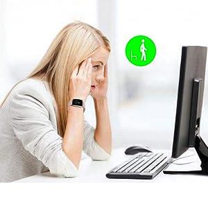 montre connectée femmes homme smartwatch femme montre connectee ip68 ecg montre sport podometre