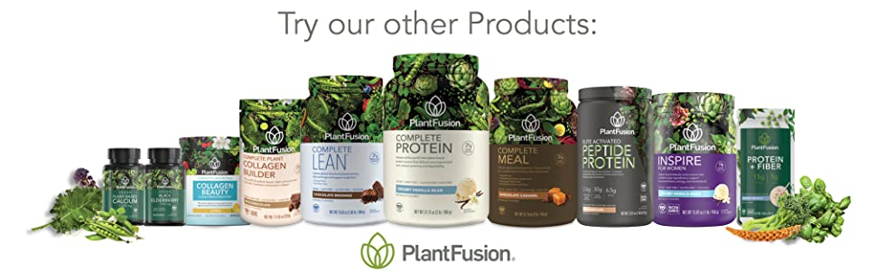 try other plant fusion products