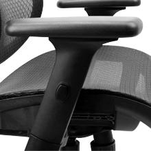 3D flexible armrest up & down back & forward fully adjustable