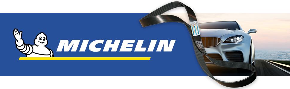 MICHELIN pk serpentine auxiliary belts