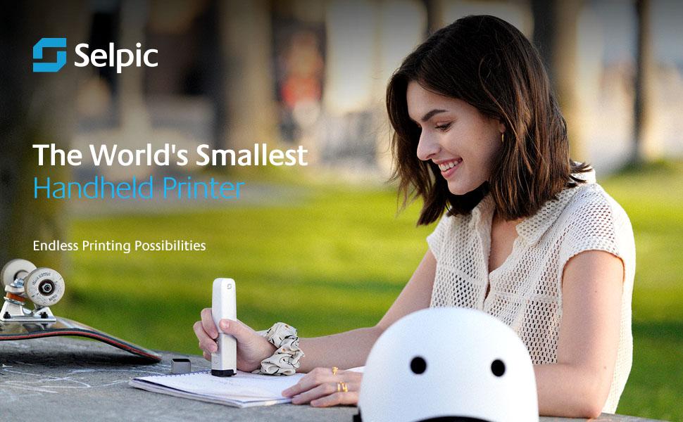 world's SMALLEST PRINTER