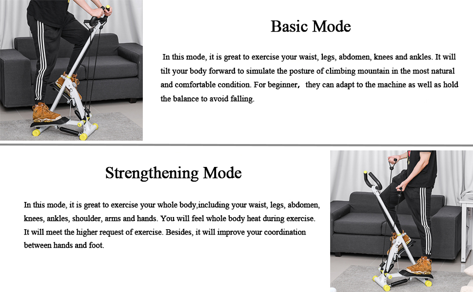 stepper exercise machine for home