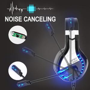 noise canceling headset