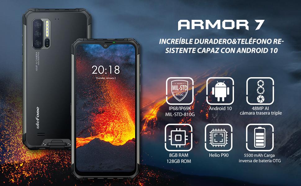ULEFONE ARMOR 7 2020