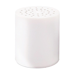 Blanco WinArrow Filtro de Reemplazable para Ducha WA650 KDF55 y Alto Caudal Deja tu Pelo y Piel m /ás Saludable Cromado