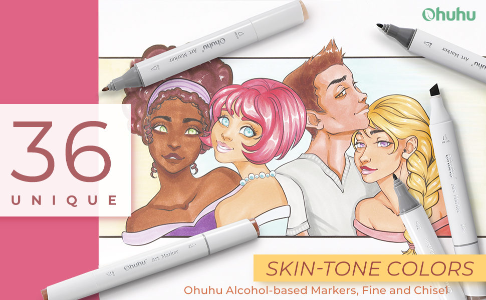 alcohol based markers
