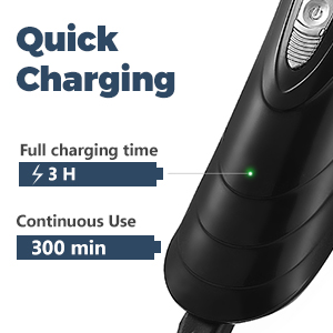 cordless clippers for men Frcolor 5