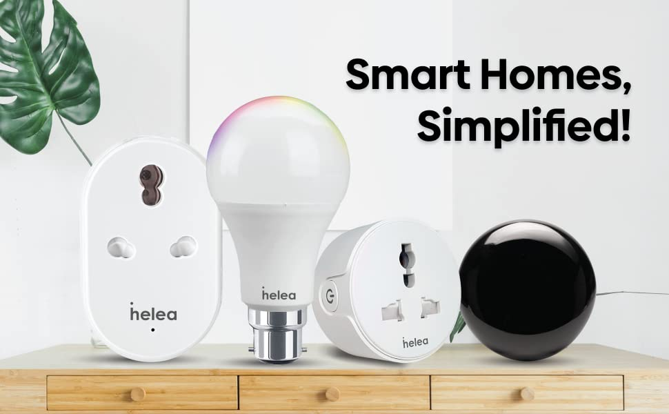 Helea Smart Range
