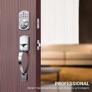 Beautiful Door Lock