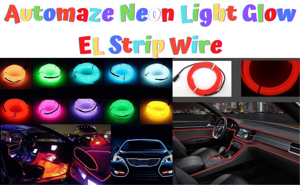 EL Strip wire