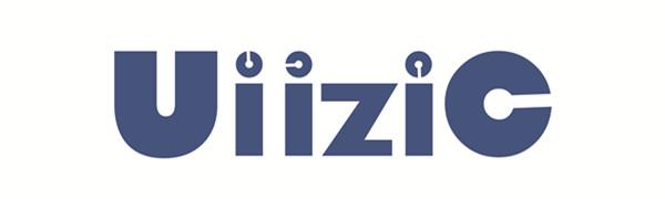 UiiziC logo