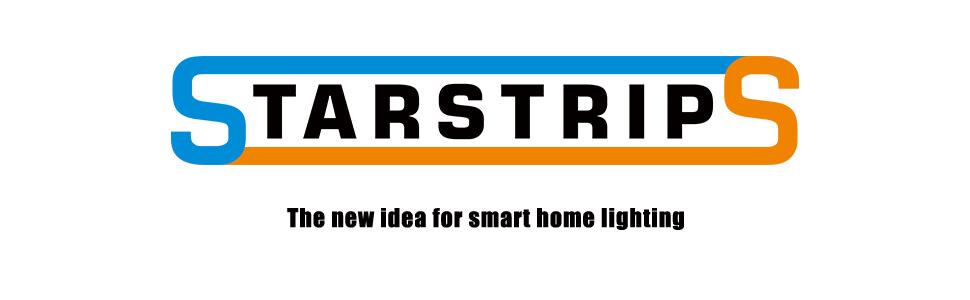 starstrip colorful smart rope light