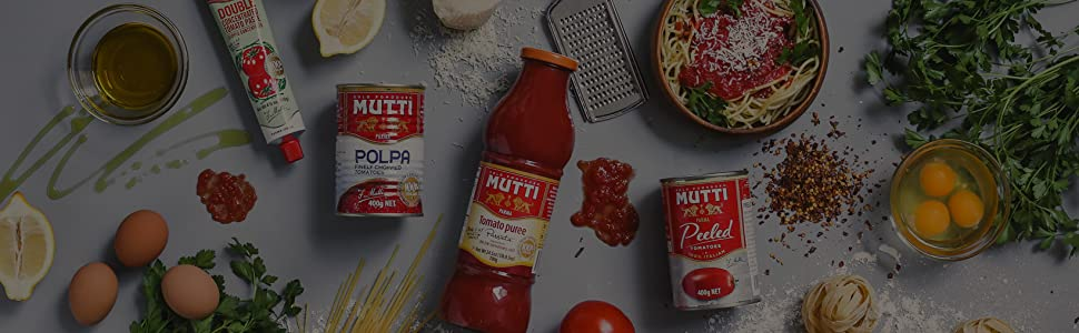 mutti how many tomatoes in a tomato paste