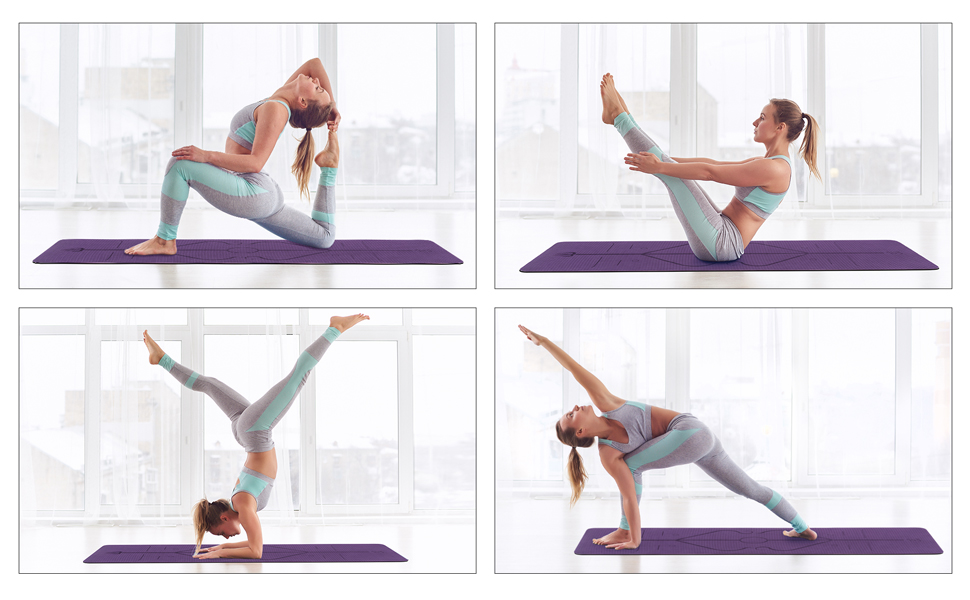 Perfect for your yoga training