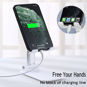 cell phone stand for desk