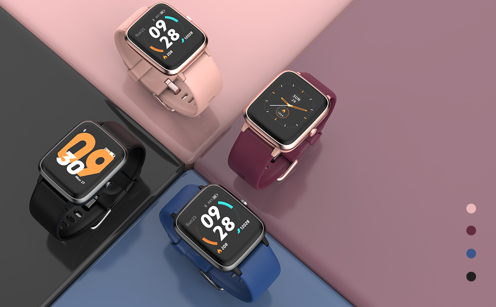 smart watch fitness watch
