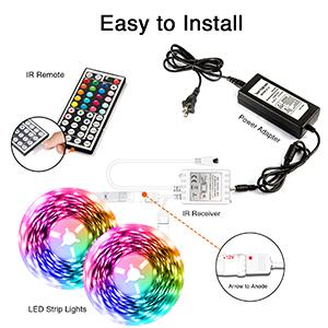 led light connect