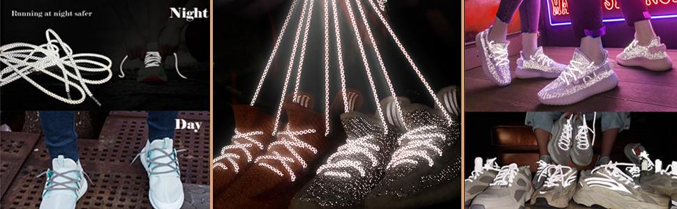 Reflective shoelaces 970x300
