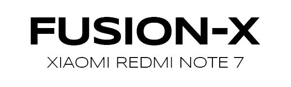 redmi note 7 case