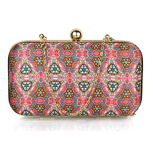 About this clutch bag