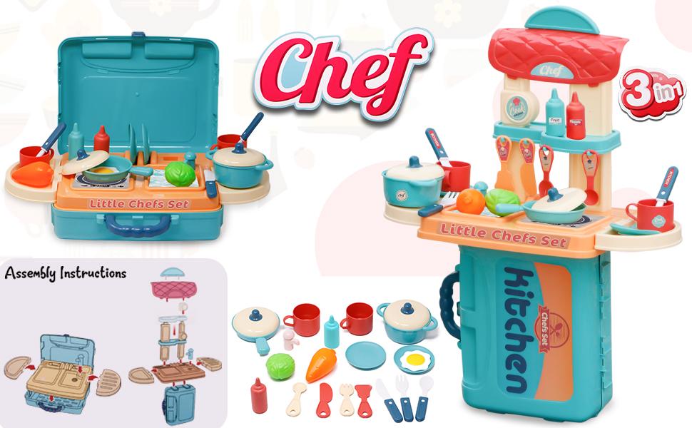 Kitchen Set ; kitchen set toys for girls ; kitchen set for girls ;  kitchen set for girls big size