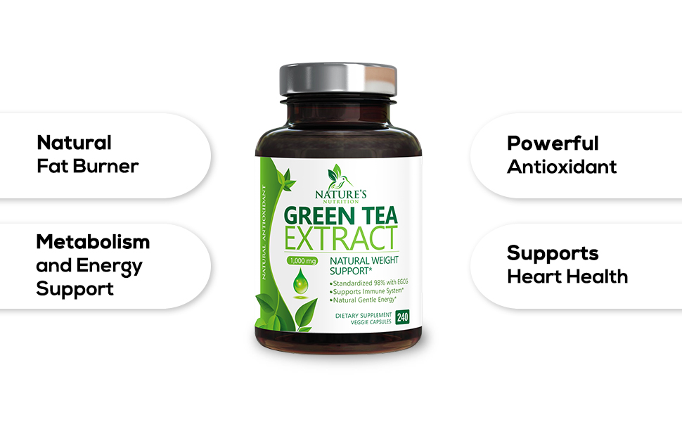 Green Tea Extract Weight Support