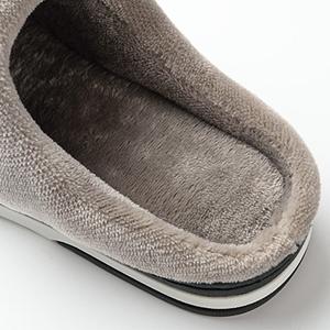 SPAHER Pantofole Donna Uomo Invernali Scarpe Casa Inverno Caldo Peluche Antiscivolo Ciabatte Chiuse All'aperto Interno Cotone Scarpe da Casa