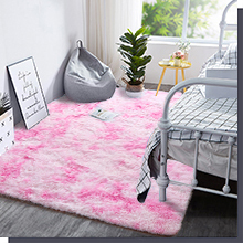 pink rug for girls