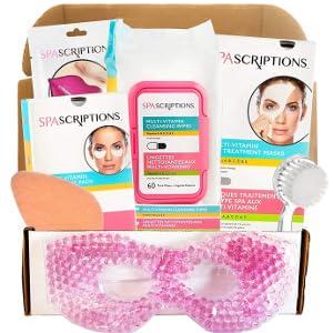 For Women - Multi-Vitamin Facial Kits