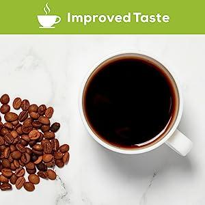 improved taste
