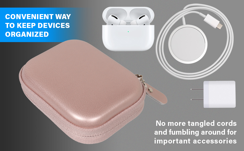 andy Case for iPhone 12/ 12 Pro MagSafe charger