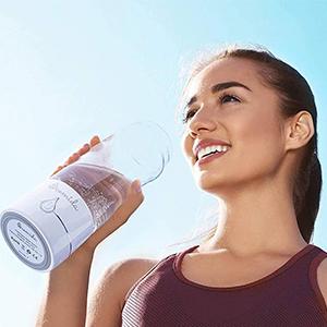 Hydrogen Water Bottle for Women