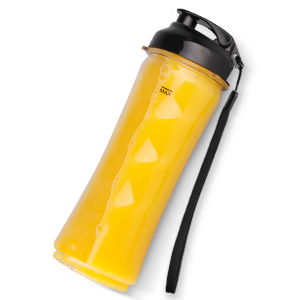 blending bottle for on the go bpa free