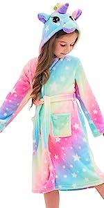 bathrobe for girls