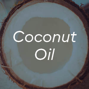 coconut oil biotin fatty acids