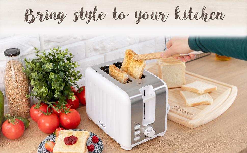 Toaster style kitchen