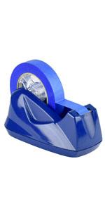 acrimet Premium Tape Spender Solid Gr/ün Farbe