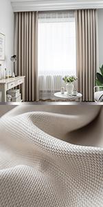 Cross-textured Linen