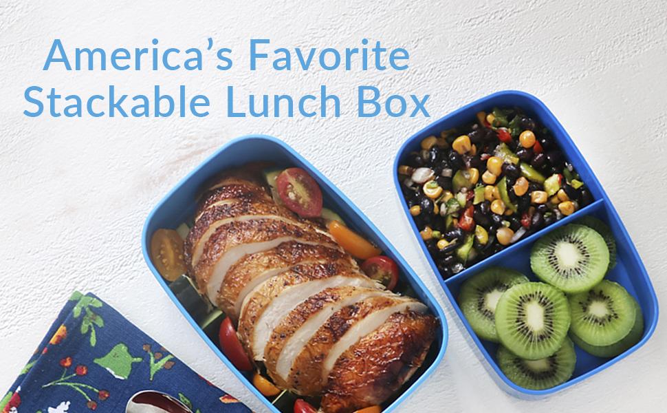 Bentgo Stackable Lunchbox