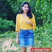 lookbookstore women blouse