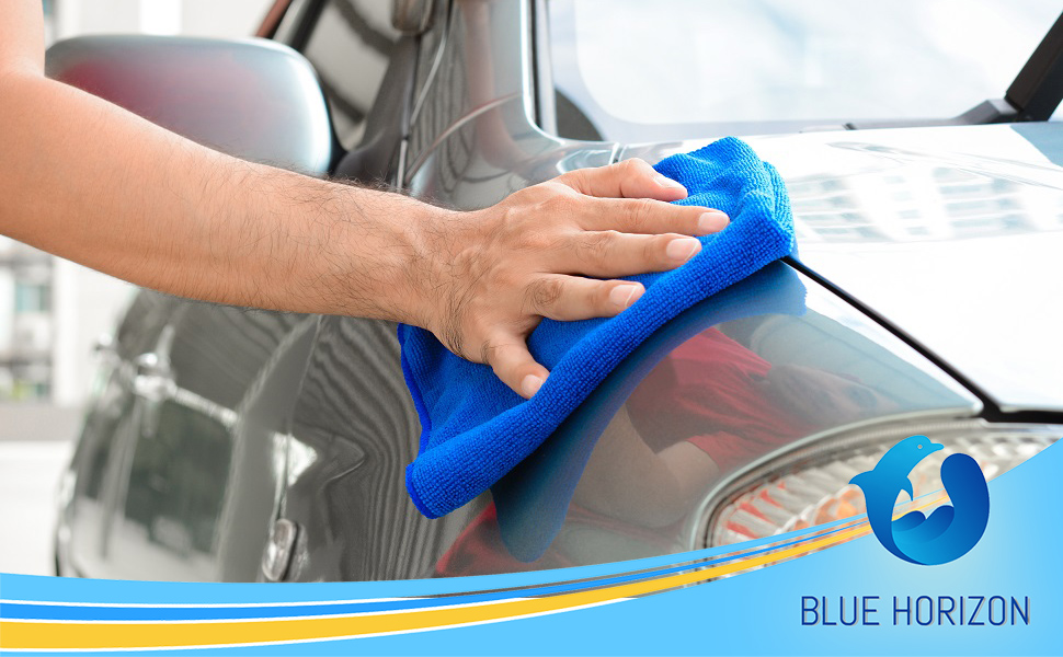 cleaning rags microfiber