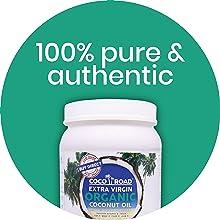 100 pure authentic