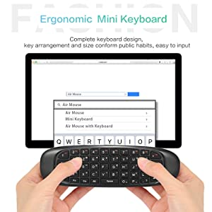 smart tv keyboard,tv keyboard,remote control mouse,ir blaster for mobile remote,ir remote,